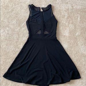 Silence + Noise Mini Dress